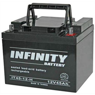 GS Infinity - IT 45-12  12volt - 45Ah