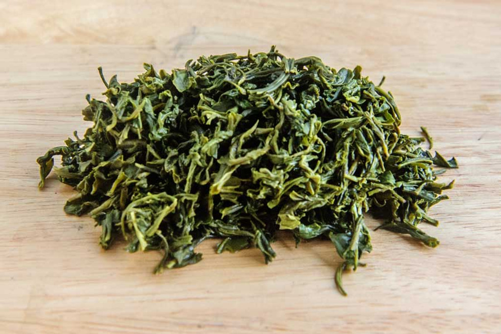 Fish Hook Tea - Wet Leaves