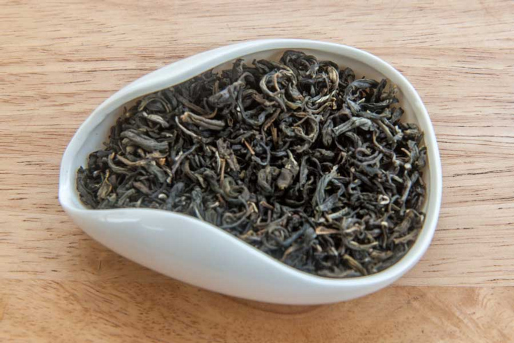 Lotus Green Tea Dry Leaves