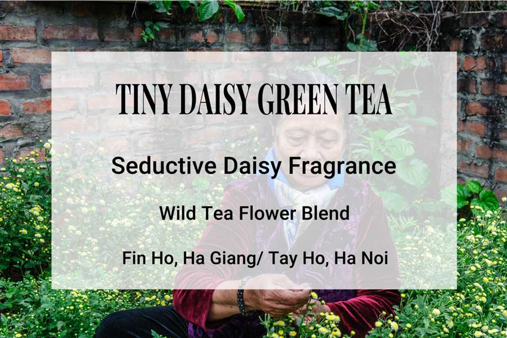 Tiny Daisy Tea