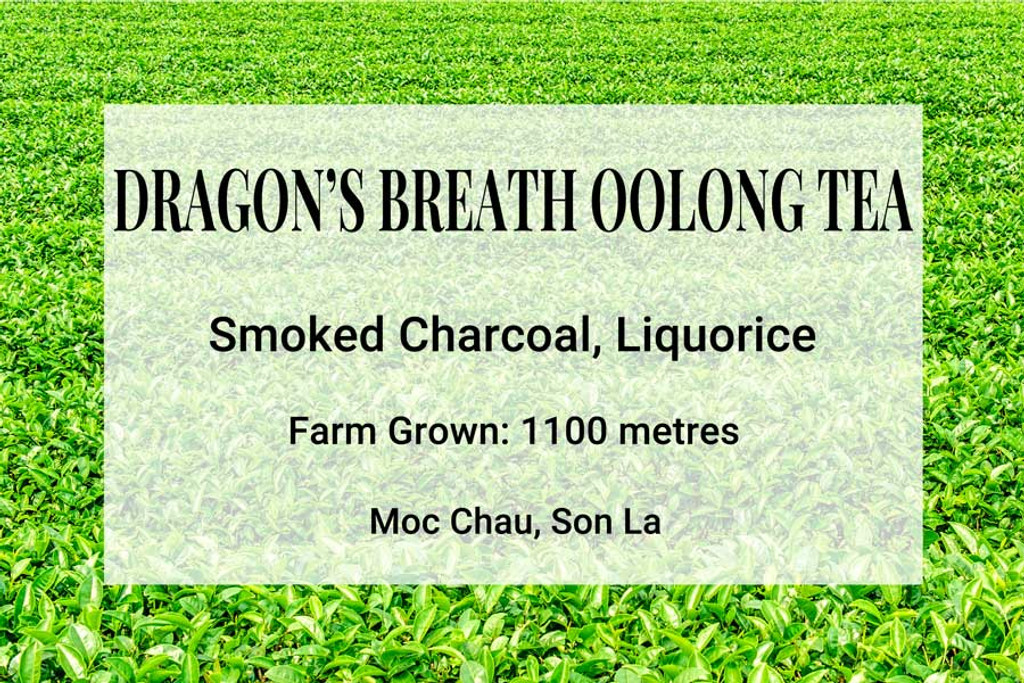 Dragon's Breath Oolong Tea