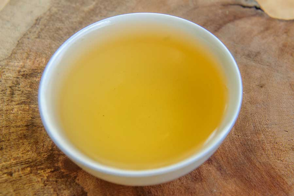 Jasmine Oolong Tea Cup