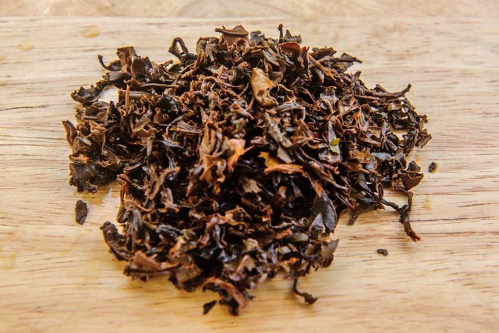 Saigon Breakfast Tea Wet Leaves