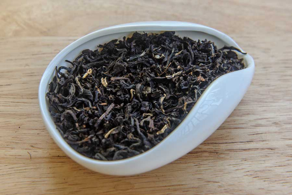 Lady Trieu Earl Grey Tea Dry Leaves