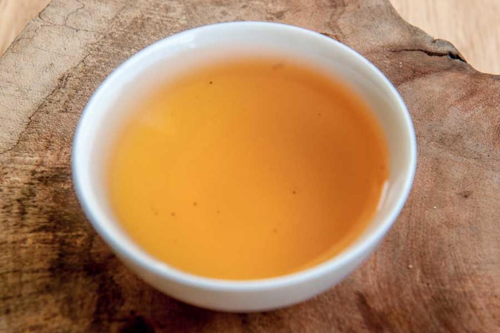 Golden Turtle Oolong Tea Cup