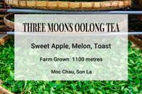 Three Moons Oolong Tea