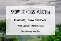 Snow Princess Dark Tea