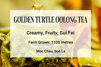 Golden Turtle Oolong Tea