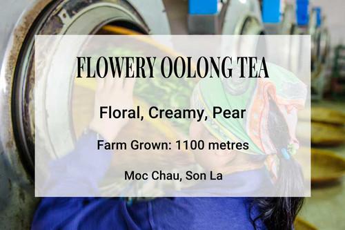 Flowery Oolong Tea