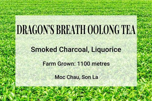 Dragon's Breath Oolong Tea