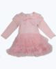 Pastel Pink Tutu Dress, Baby Girls