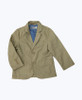 Toddler Boy Sand Single-breasted Blazer