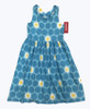 Aqua Sleeveless Dress