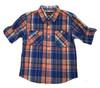 Victoria Blue Button Up Shirt