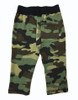 Toddler Boy Green Camo Pants