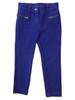 Royal Blue Skinny Pants, Toddler Girls