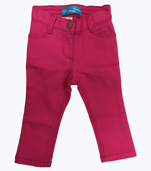 SOLD - Hot Pink Skinny Jeans