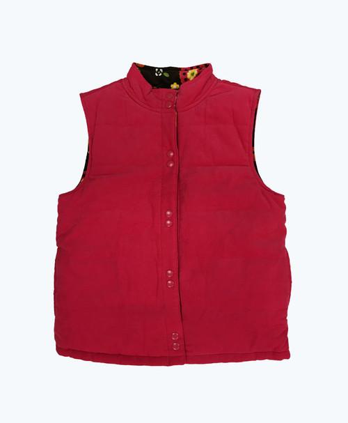 Corduroy Vest