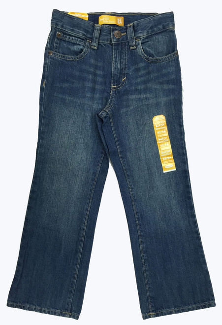 SOLD - Boot Cut Denim Jeans