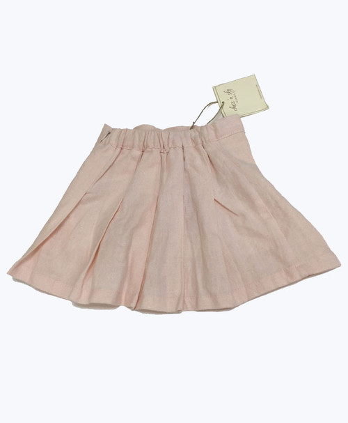 SOLD - Pastel Pleated Skirt