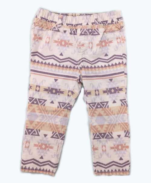 Sparkly Corduroy Pants, Toddler Girls