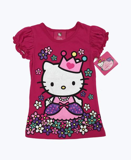 SOLD - Pink Glitter Shirt