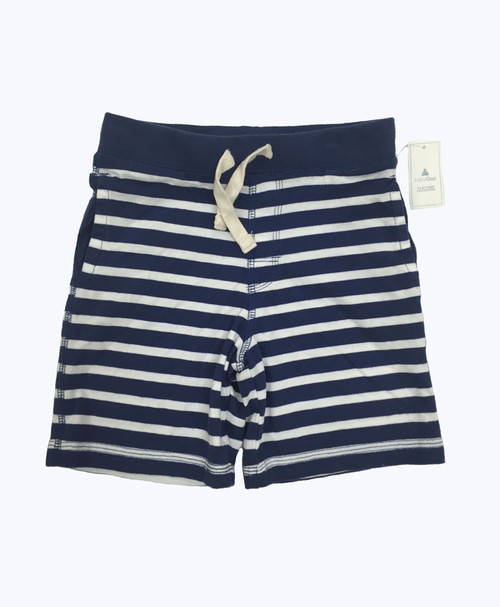 Stripe Pull-On Shorts