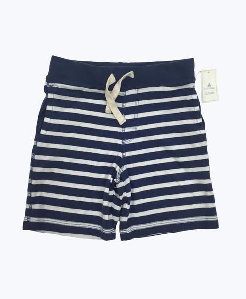 Stripe Pull-On Shorts, Toddler Boys
