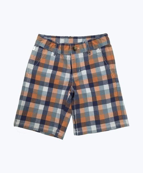 SOLD - Plaid Shorts