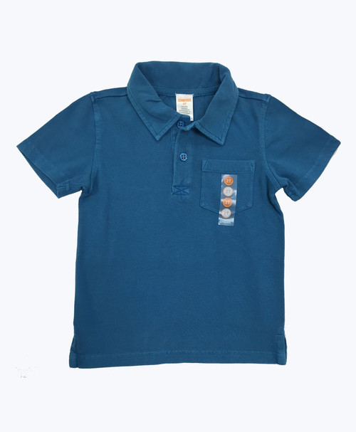 SOLD - Teal Polo Shirt