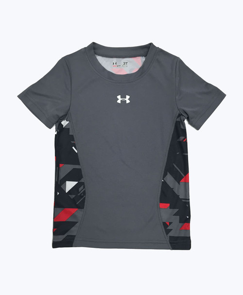 Gray UA Tee Shirt