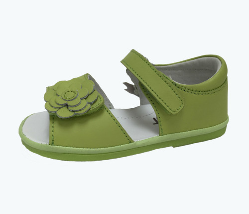 Lime Flower Sandal