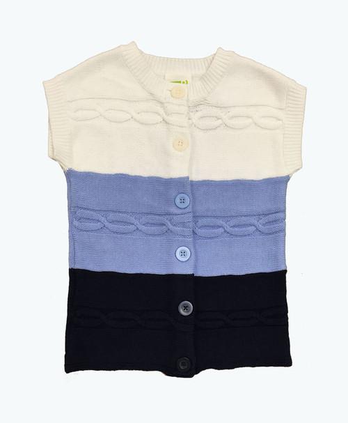 Color-Block Sweater Tunic