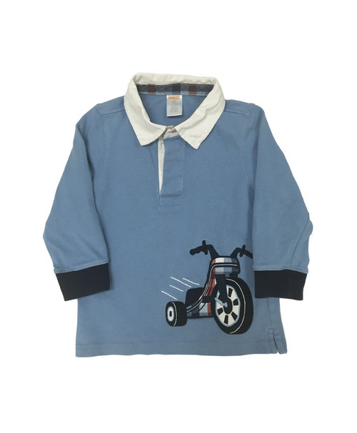 SOLD - Tricycle Polo