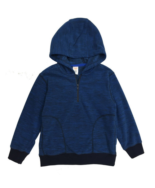 SOLD - Fleece Half-Zip Hoodie