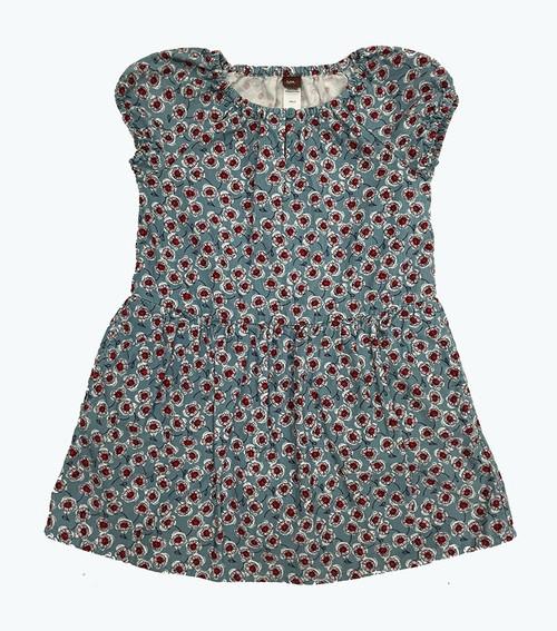 SOLD - Blumenmeer Corduroy Dress