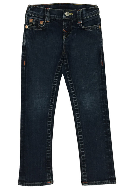 'Stella' Girl  Dark Denim Jeans