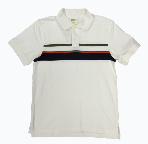White Stripes Polo, Big Boys