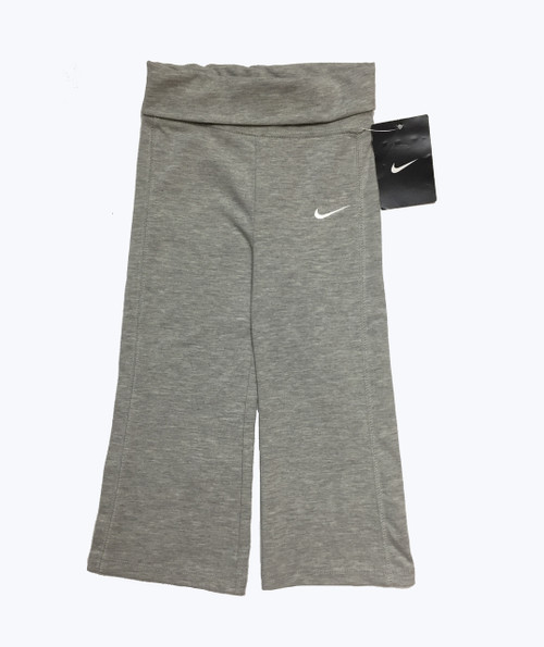 Baby Girl Gray Yoga Pants