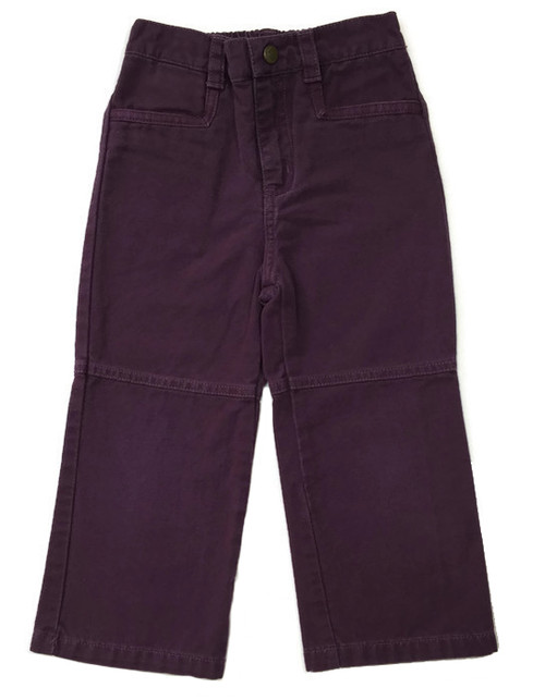 Purple Denim Jeans, Toddler Girls