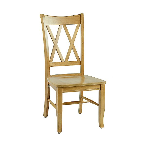 Crossings Wood Seat Side Chair