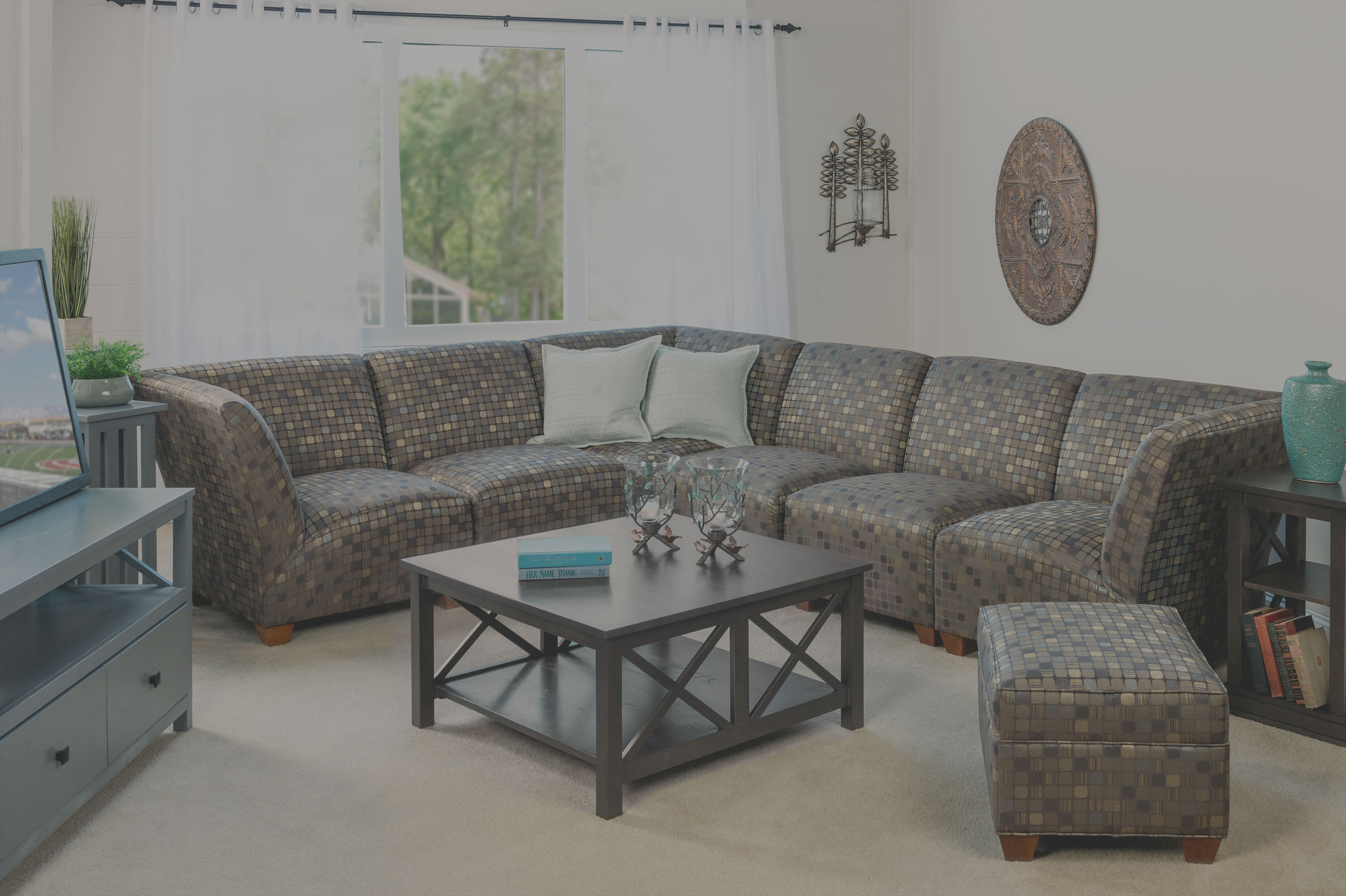 QUALITY FURNITURE + QUALITY LIVING & This End Up Furniture