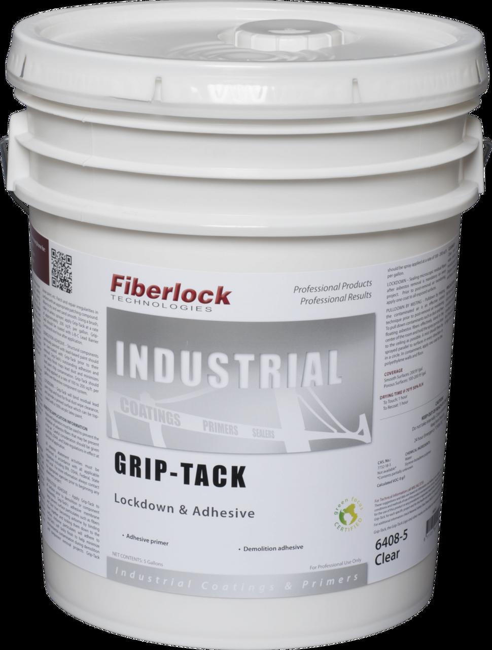 Grip-Tack - Lockdown Adhesive For Lead & Asbestos: 6408