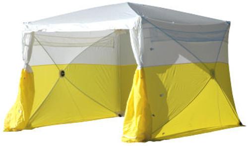 Pelsue - Ground Tent w/ Cable Slot 6508DCS  sc 1 st  First Place Supply Inc. & Pelsue - Ground Tent (10 X 10 X 9): 6510C - First Place Supply Inc