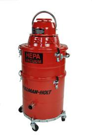 Hepa Vacuum Wet Dry 1hp 5 Gal 86 Wd B160420 First