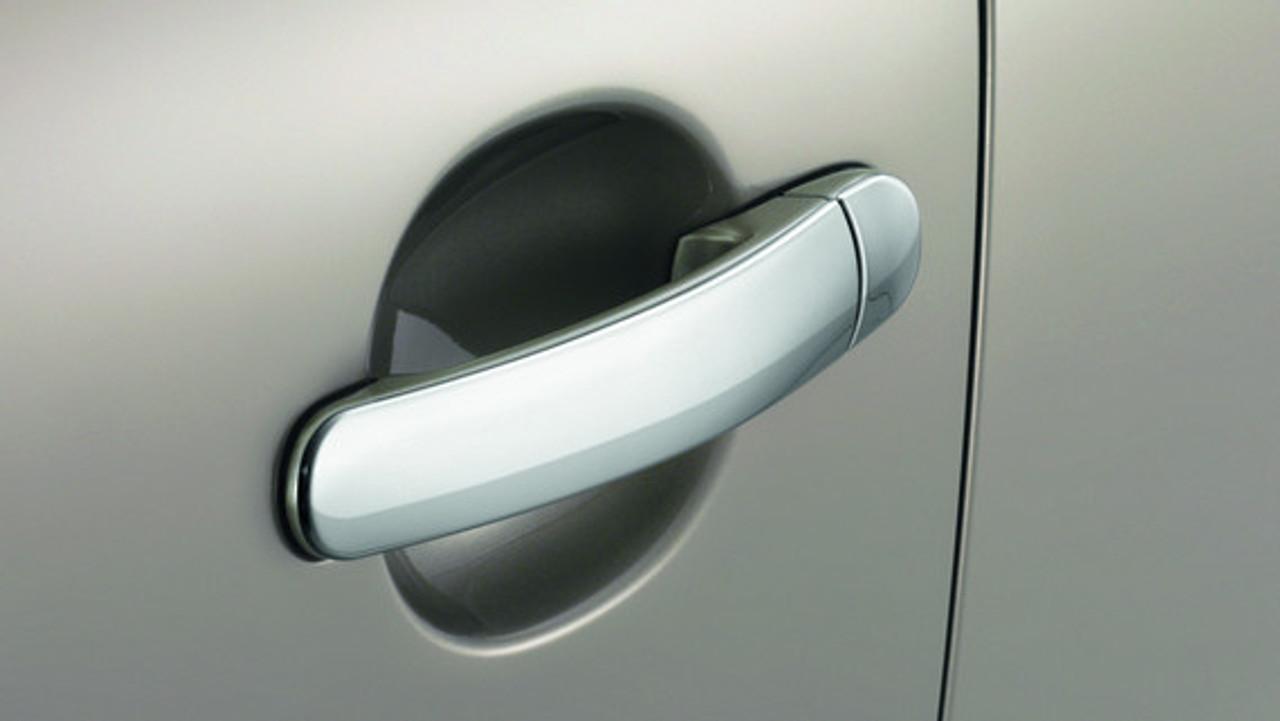 VW Tiguan Chrome Door Handles - Free Shipping   VW Accessories Shop