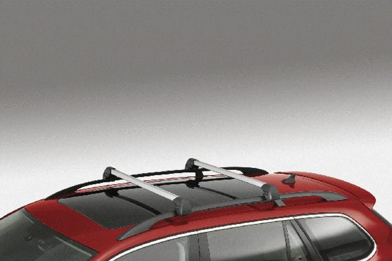 vw jetta sportwagen roof rack bars  shipping vw accessories shop