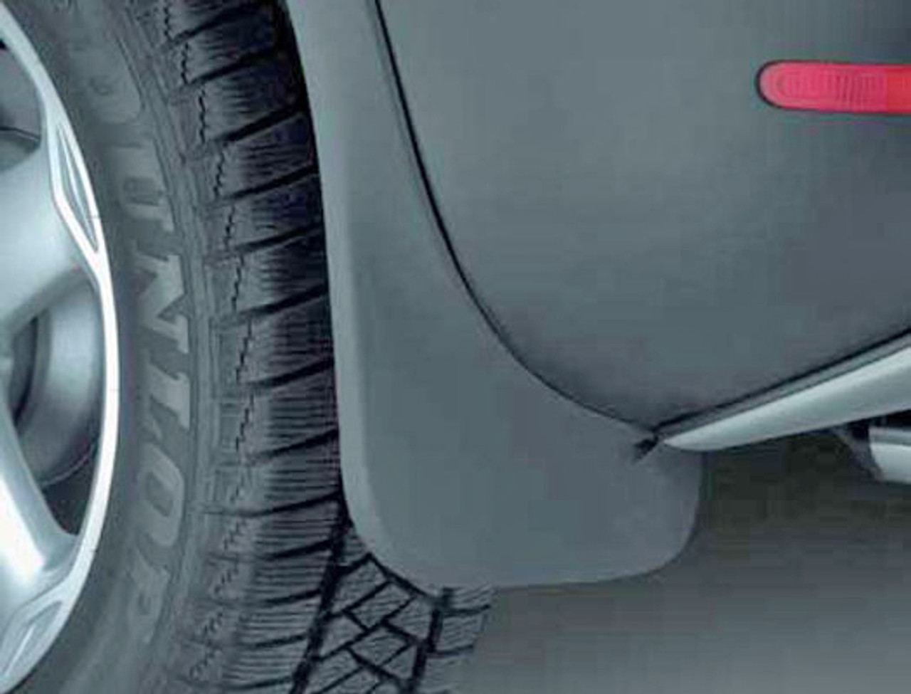 Vw Touareg Mud Guards Free Shipping Vw Accessories Shop
