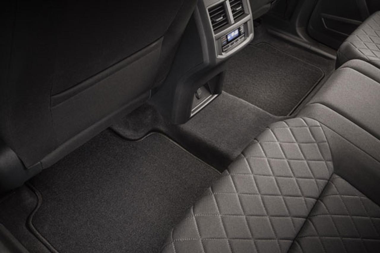 Vw Atlas Floor Mats - Bench Seats