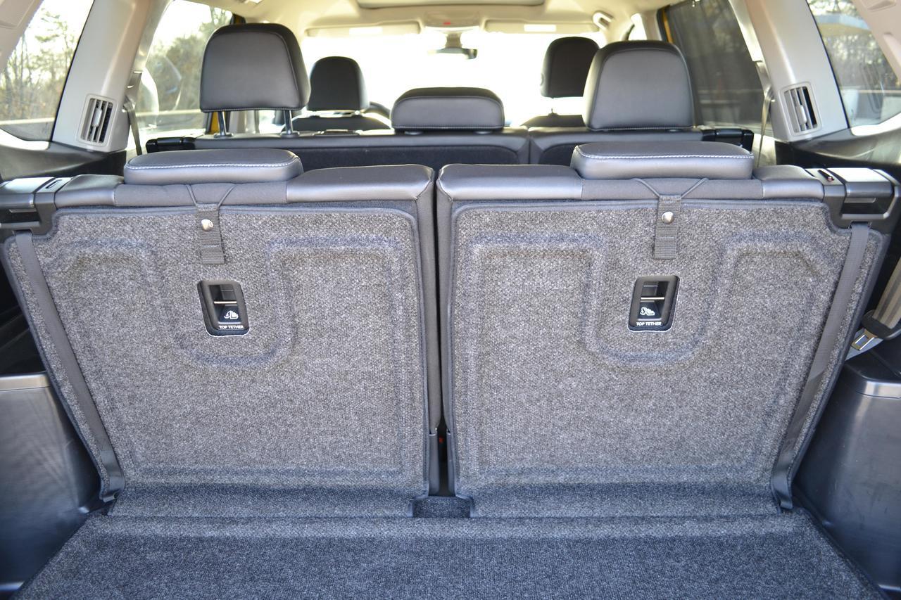 VW Atlas Extended Seat Back Cover